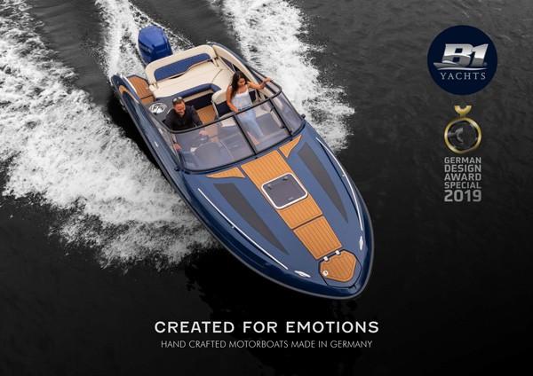 B1 Yachts Katalog unserer Boots Flotte